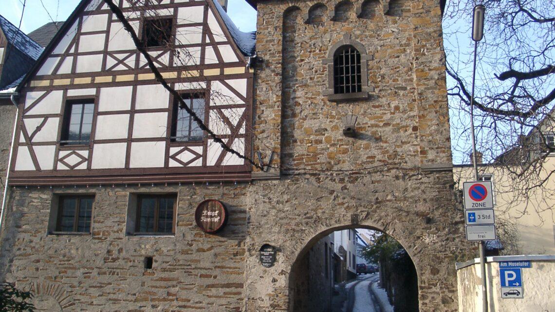 Dorfrallye in Winningen