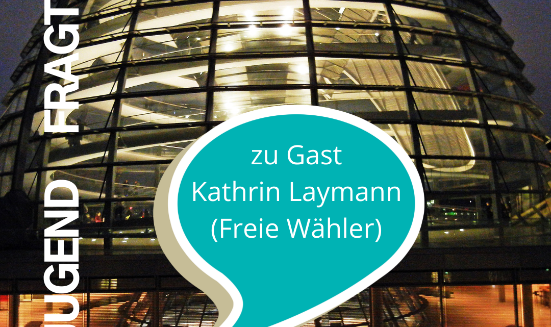 Jugend fragt – Politik antwortet! Der Podcast zur Bundestagswahl 2021